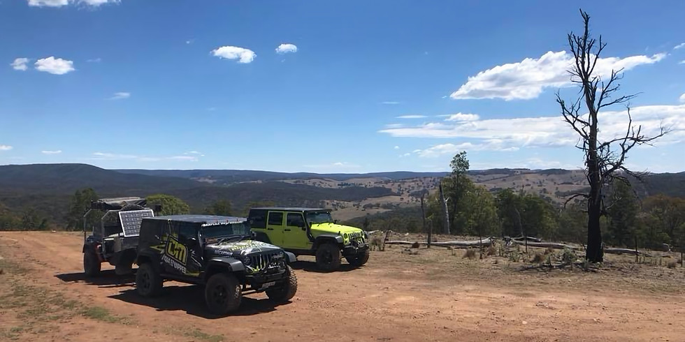 Sunny Corner State Forest to Capertee – Beginners Drive Day
