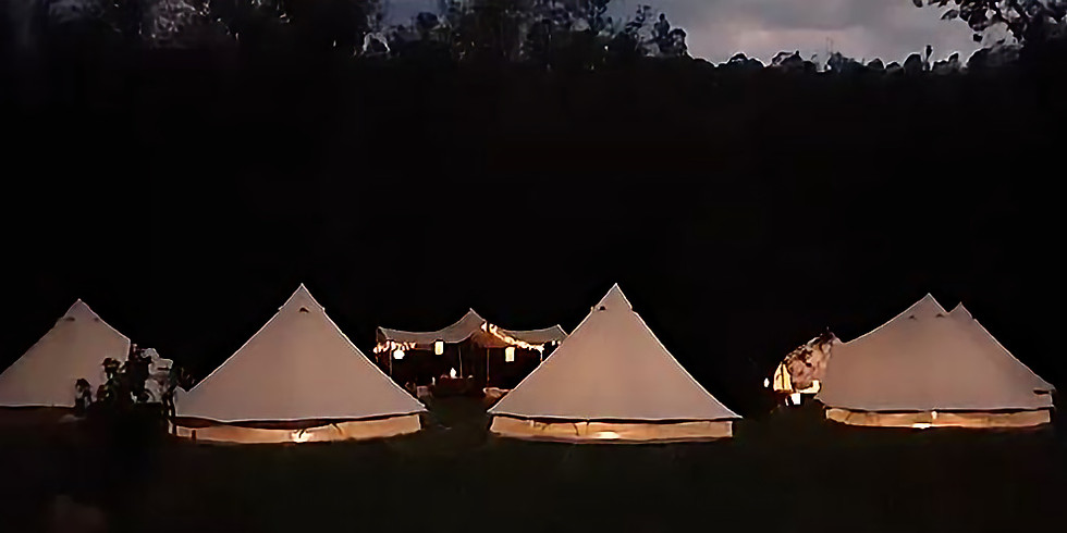 POSTPONED - Luxury 4wd Glamping tour with wine tasting!