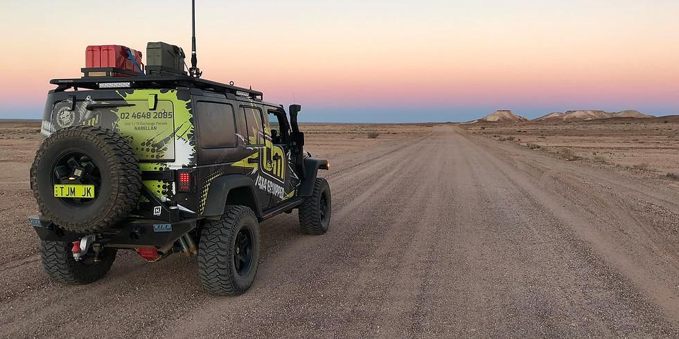 Central Australia - Oodnadatta Track & Simpson Desert