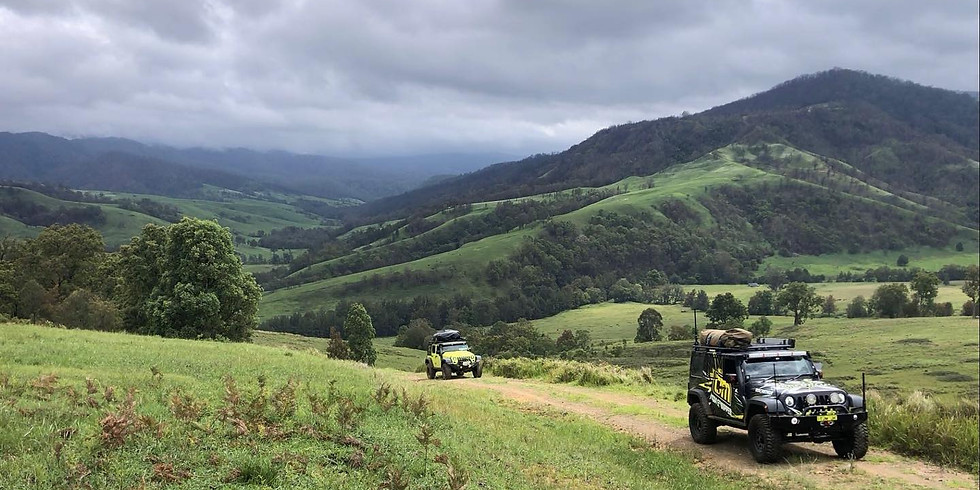 Chichester 4WD & Camping Weekend