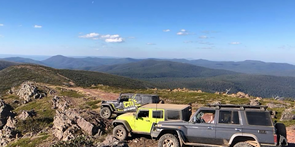 Victorian High Country 6 day Tour - January 2021