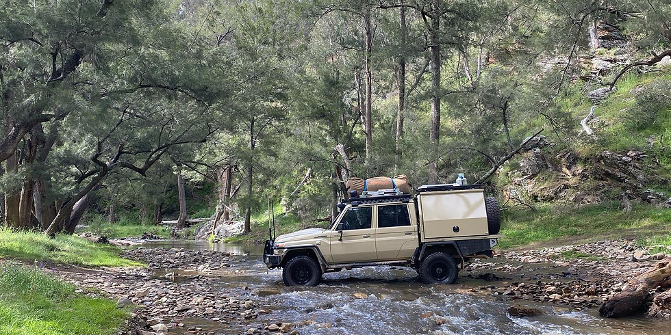 Abercrombie River National Park Camping Tour