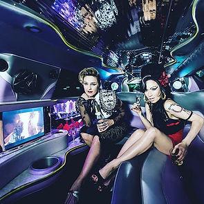 Madonna und Amy Whinhouse Stars in Concert Berlin