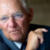 Wolfgang Schäuble CDU Finanzminister a.D.