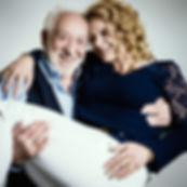 Dieter Hallervorden & Christiane Zander