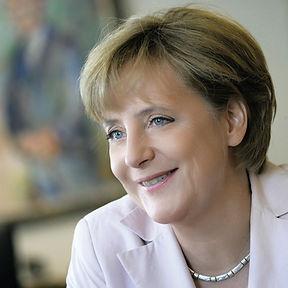 Angela Merkel CDU Bundeskanzlerin