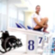 Kirtsen Bruhn Paralympische Schwimmerin