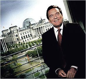 Gerhard Schröder SPD, Bundeskanzler a.D