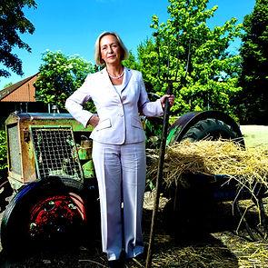 Johanna Wanka CDU Bundesministerin für Bildung und Forschung
