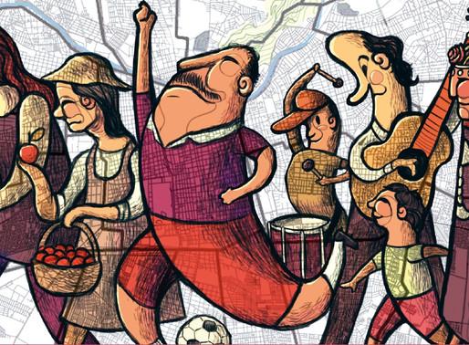 Las Organizaciones Culturales y su papel como transformadores sociales