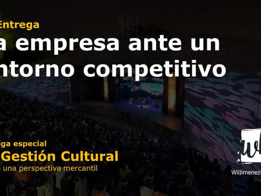 Entrega 3: La empresa ante un entorno competitivo