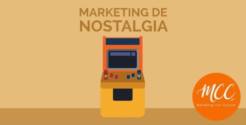marketing nostalgico