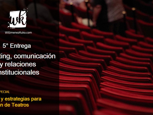 Entrega 5: Marketing, comunicación y relaciones institucionales