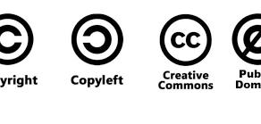 Diferencias entre el Copyright – Copyleft – Creative Commons
