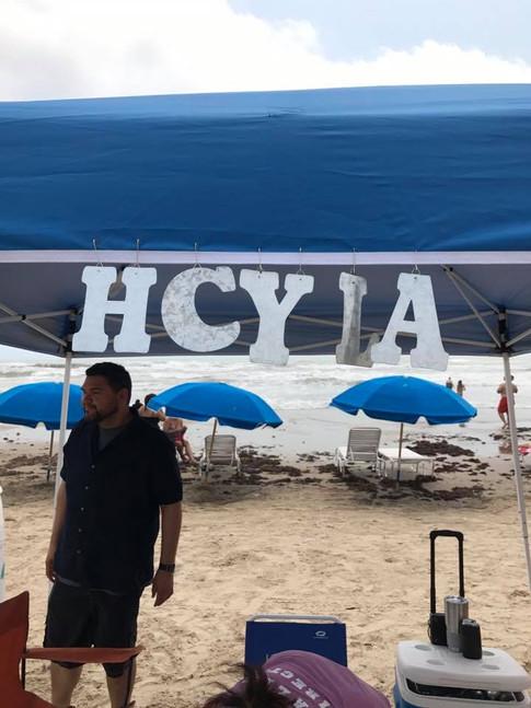 CCYLA/HCYLA Beach Day