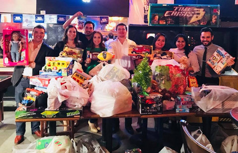 Christmas Toy Drive 2018