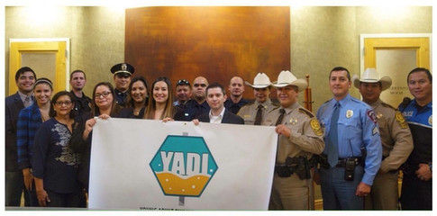 HCYLA and Law Enforcement @ YADI's Press Conference