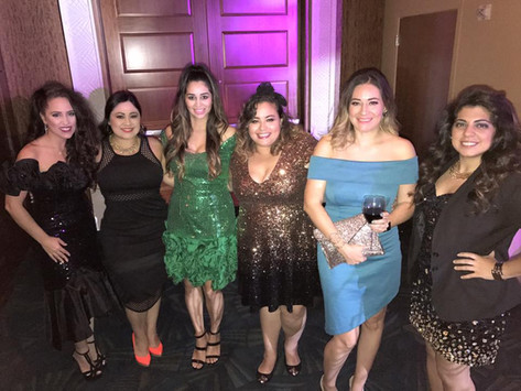 HCYLA at HCBA's 80s Law Day Gala 2017