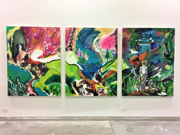 Exhibition view : Efrath Bouana