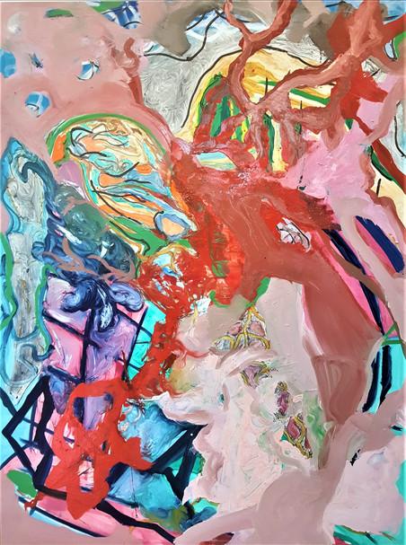 Efrath Bouana, Euphoria of Pink Elephant