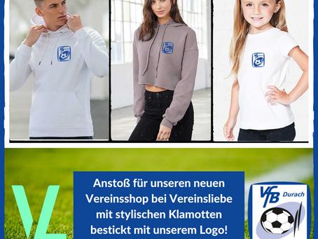 Neuer VfB-Fanshop