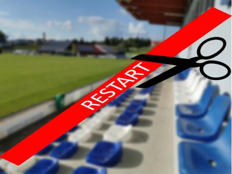 Restart im Offino-Stadion - das müssen Sie wissen