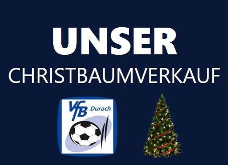 UNSER Christbaumverkauf am 12.12.2020
