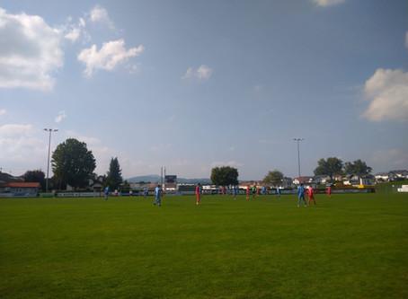 U19: Nachbericht zum Spiel gegen Mering