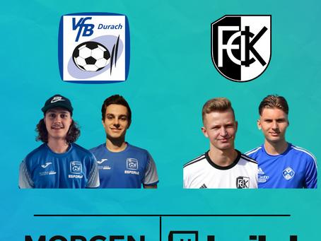 Virtuelles DERBY - VfB gg FCK
