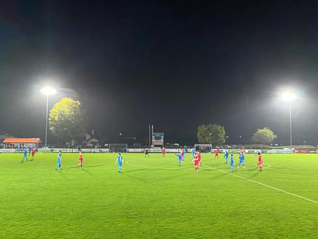 Derbyniederlage im Offino-Stadion