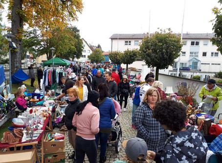 Flohmarkt in Durach am 04.10.2020