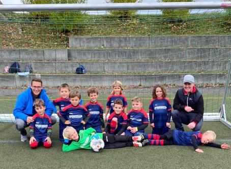 Die Kleinsten des VfB beim FC Kempten ganz groß!!