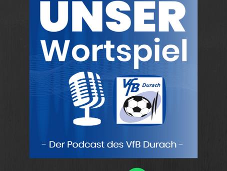 UNSER Wortspiel - Der Podcast des VfB Durach