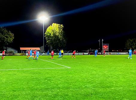 Wichtiger Flutlichtdreier im Abstiegskampf - Nachbericht zum Spiel gegen den TSV Gilching/A.