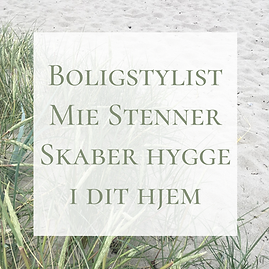 Boligstylist Mie Stenner skaber hygge i
