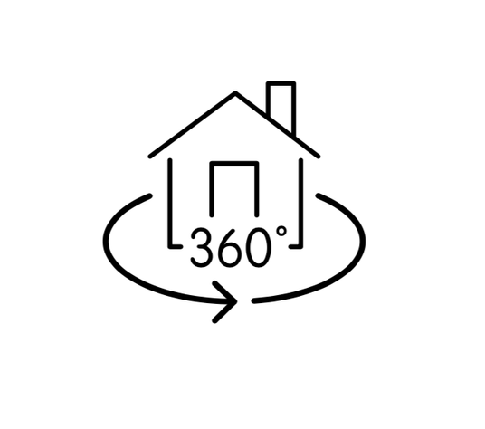 Click on the link below for a 360° view of the apartment