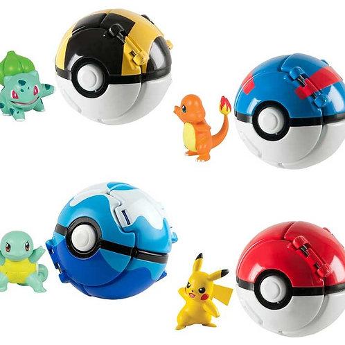 Pokemon Throw N pop Pokeball