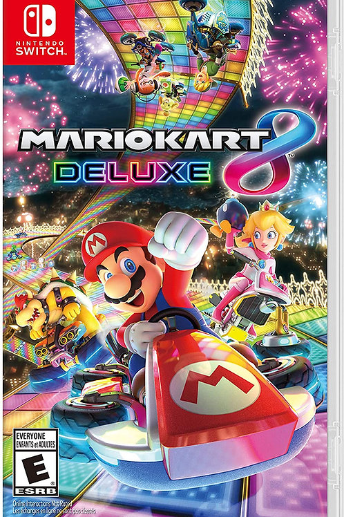 Mario Kart 8 Deluxe (Switch game)