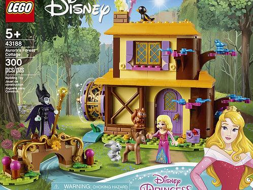 LEGO Disney Princess Aurora's Forest Cottage