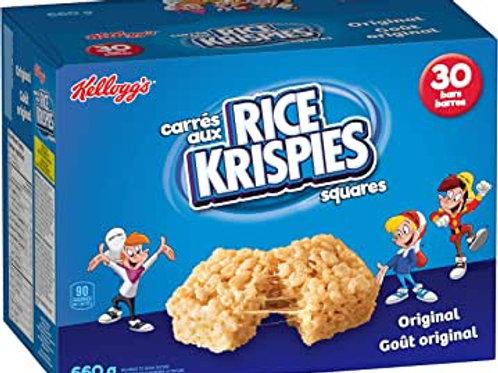 Rice Krispies Square Bar (30 bars)