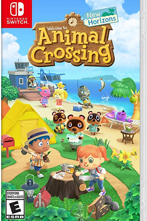 Animal Crossing (Switch game)