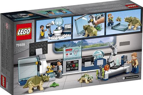 LEGO Jurassic World Dr. Wu's Lab: Baby Dinosaurs Breakout