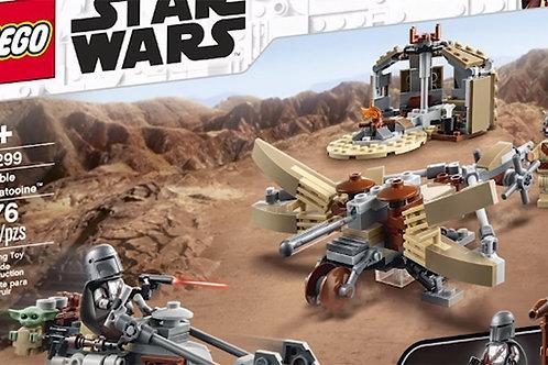 Trouble on Tatooine LEGO