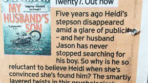 My Husband's Son in the Sunday Mirror