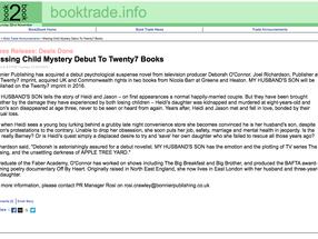 Missing Child Mystery To Twenty7 Books