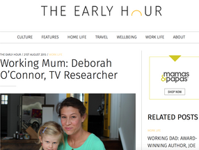 The Early Hour: Interview