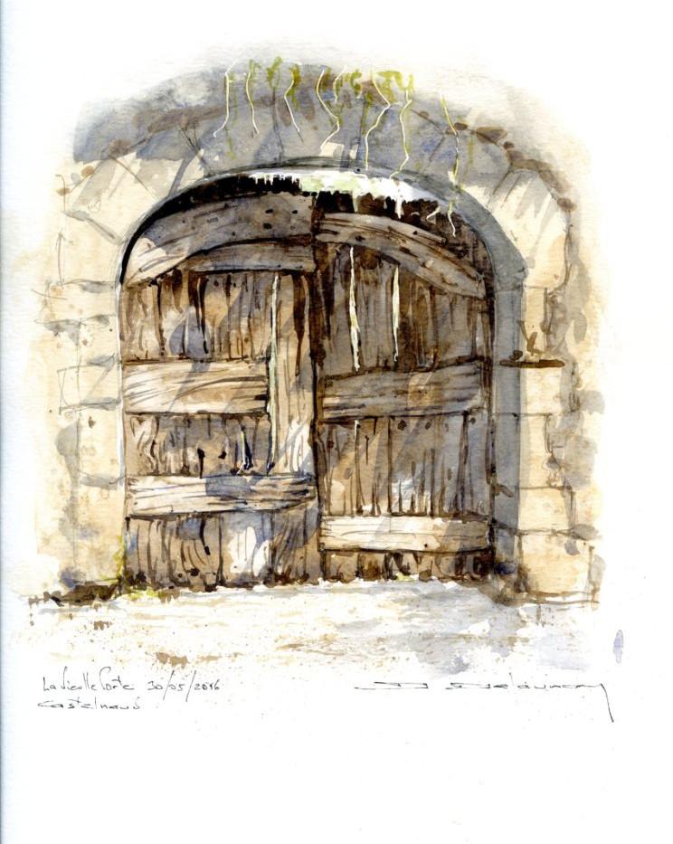 Vieille Porte Castelnau