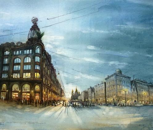 Perspect Nevski