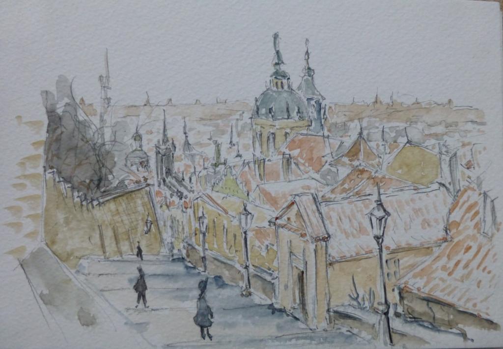 Prague vue