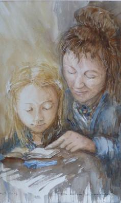 Françoise et Lise